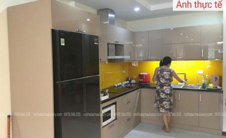 Tủ bếp Vinakit