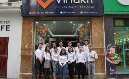Khối văn phòng Nội thất Vinakti